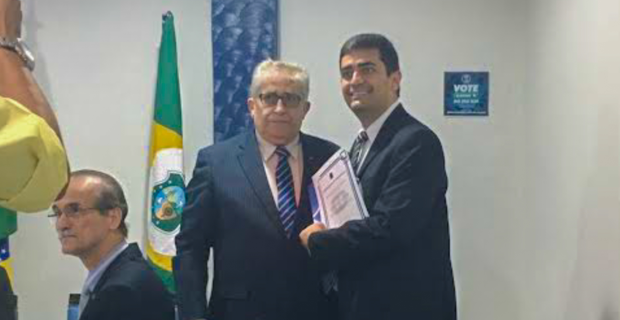 Conselheiro Regional do CRA-CE