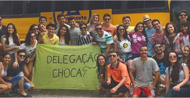 Acadêmicos participam do EREA no Maranhão