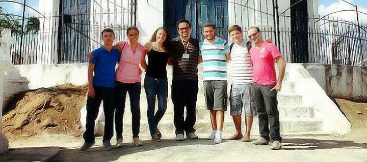 Grupo de Pesquisa Arquitetura e Religiosidade