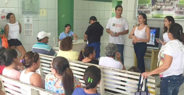 FCRS participa ativamente no combate ao mosquito Aedes aegypti