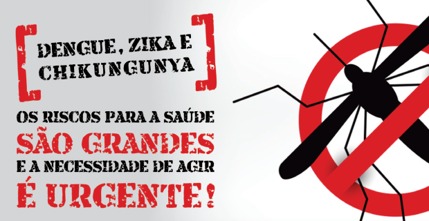 FCRS apoia campanha de combate ao mosquito Aedes aegypti