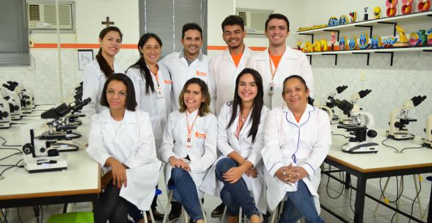 Laboratórios de Saúde