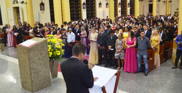 Celebração da Missa de Colação de Grau 2016.1