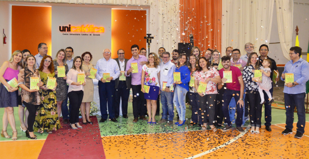 UNICATÓLICA lança seu II Livro Institucional