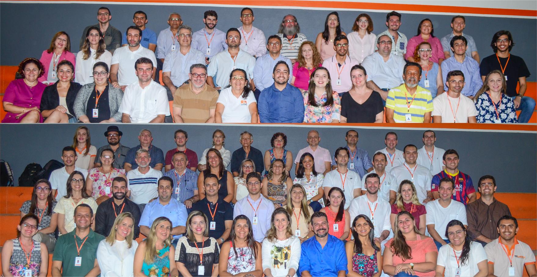 Corpo docente da UNICATÓLICA é o destaque do mês