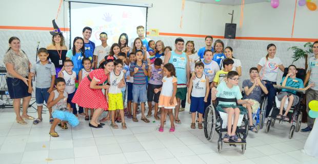 UNICATÓLICA promove o Expressão Criança