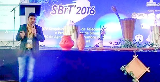 UNICATÓLICA no SBRT 2016