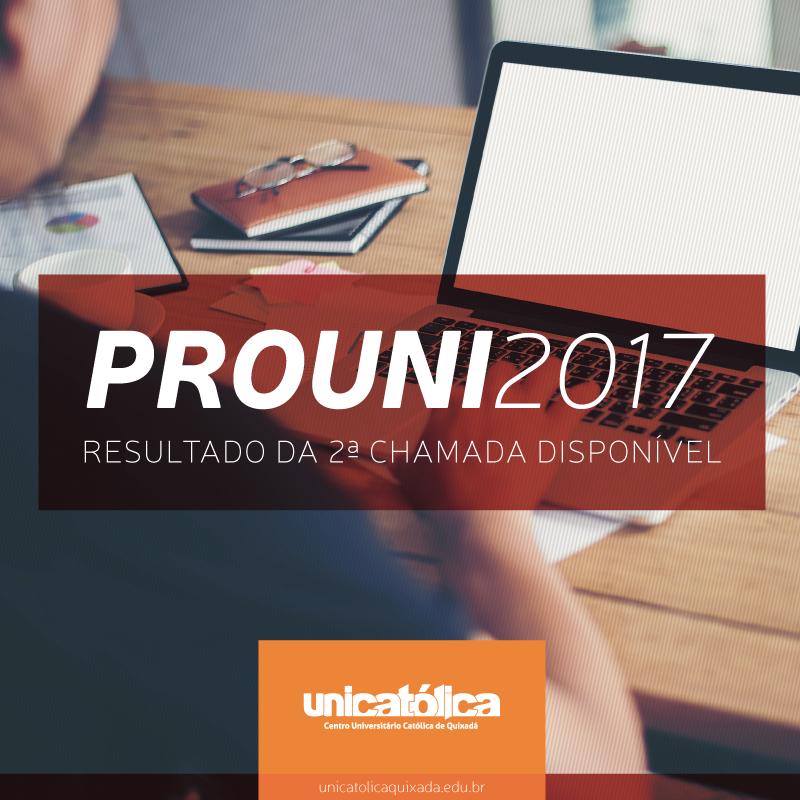 Resultado da segunda chamada do ProUni está disponível on-line