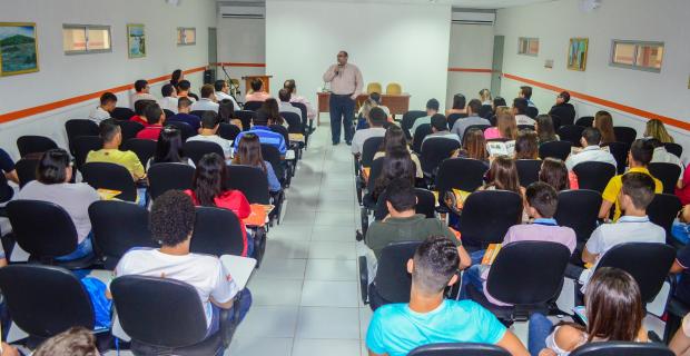 UNICATÓLICA realiza acolhimento dos novos alunos