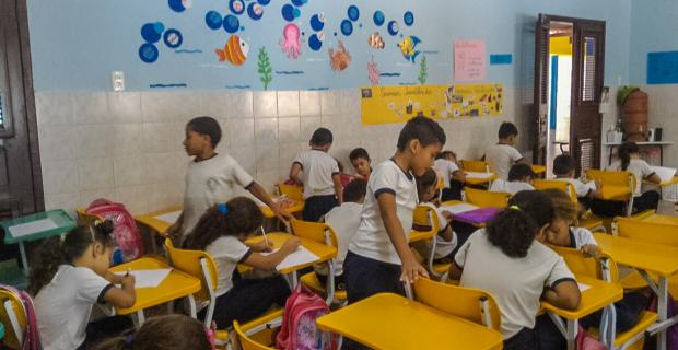 Projeto Evangelizar e Educar
