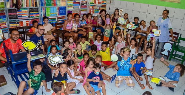 """Projeto """"UNIDOBEM"""" transforma a realidade de crianças carentes"""