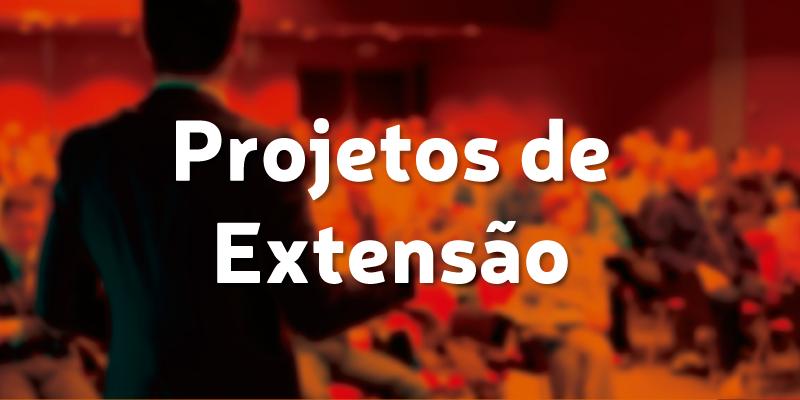 Projetos de Extensão