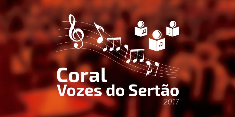 Coral Vozes do Sertão. Inscrições abertas!