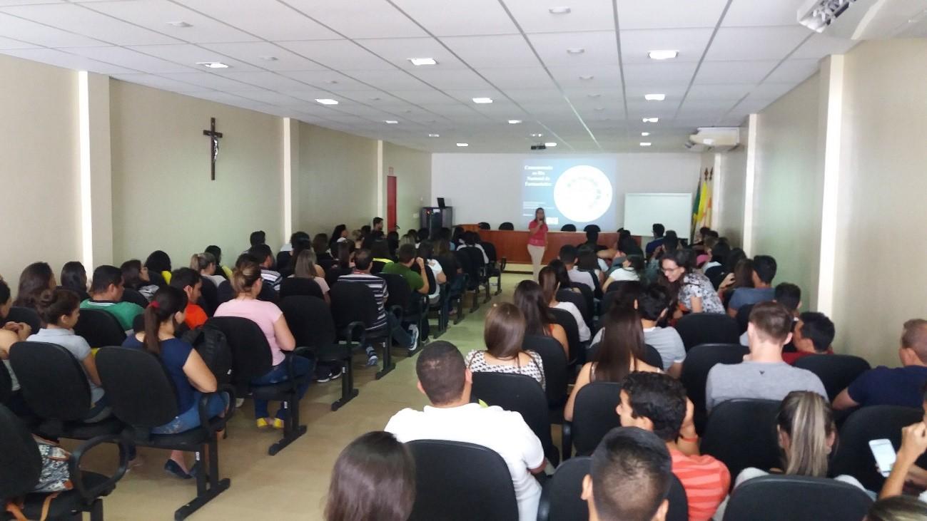 Comemoração do dia Nacional do Farmacêutico na UNICATÓLICA