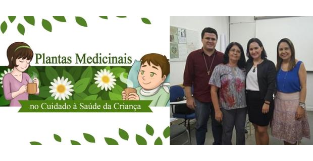 Professora Cinara Vidal defende dissertação de Mestrado