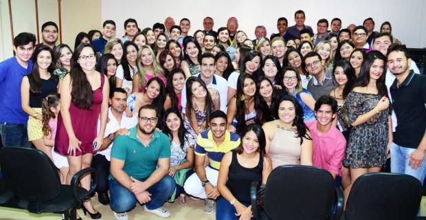 CRO reconhece a importância do curso de Odontologia da FCRS e homenageia Dom Adélio Tomasin