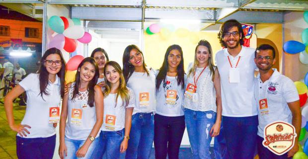 Curso de Odontologia participa do Superação em Morada Nova