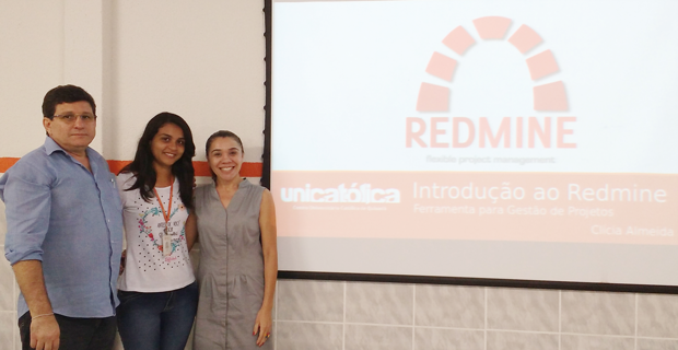 Implementação do software REDMINE