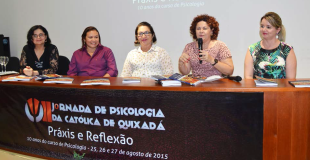 Católica de Quixadá promove a II Jornada de Psicologia