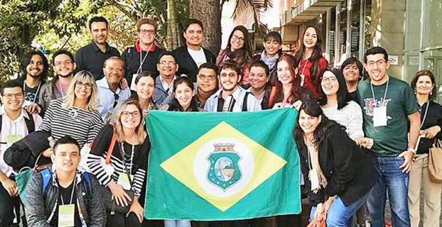 FCRS marca presença no maior congresso de Psicologia comportamental da América Latina