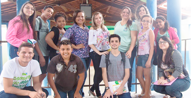 GEPAE e o Projeto Saúde e Prevenção nas Escolas