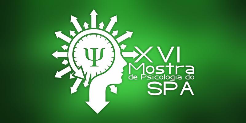 XVI Mostra de Psicologia do SPA - Inscrições