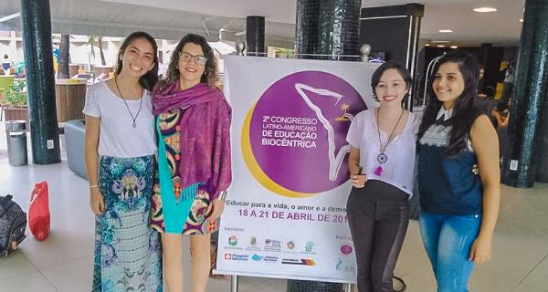 2º Congresso Latino-Americano de Educação Biocêntrica