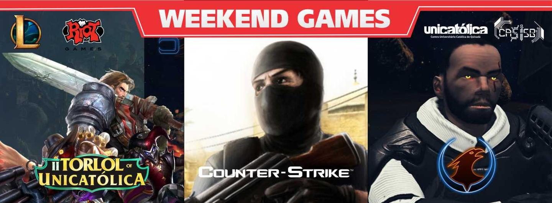 Sistemas de Informação realizará o I Weekend Games e o II TorLOL