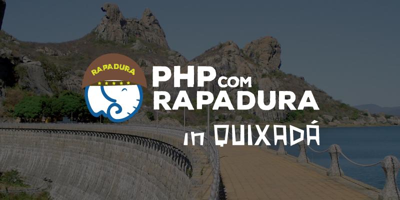 PHP com rapadura in Quixadá
