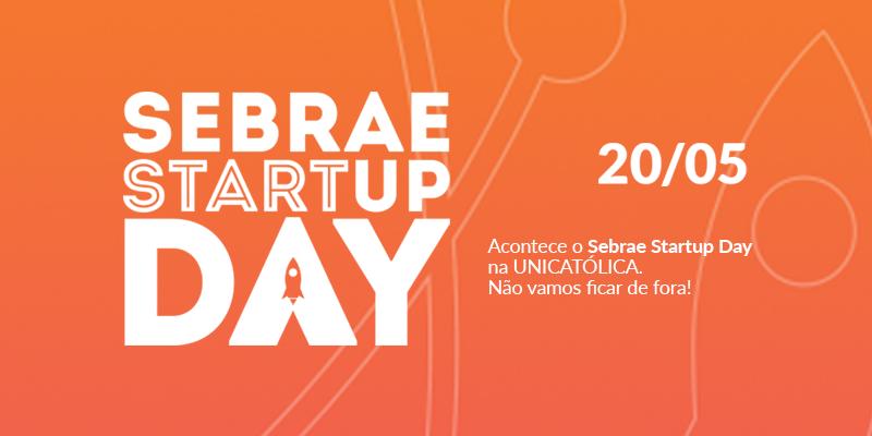 Sebrae Startup Day