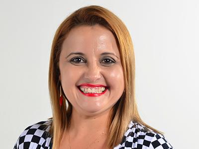 Secretária - Naélia Nogueira da Silva